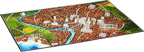 4D Cityscape National Geographic: Ancient Rome Jigsaw Puzzle, 575 Piece