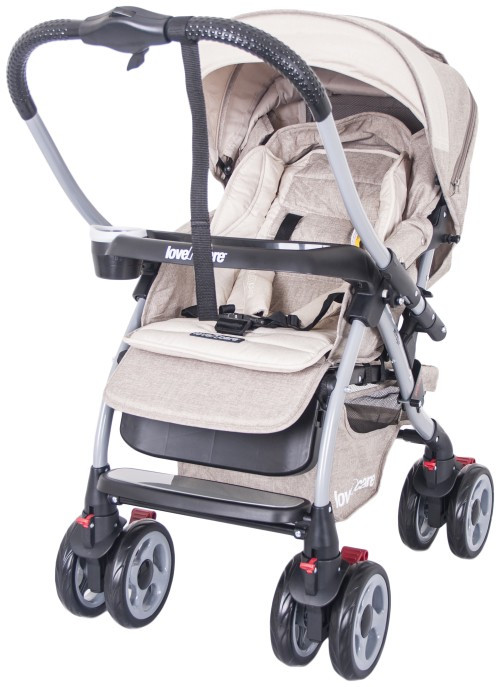 Love N Care Mirage Stroller (Ivory)