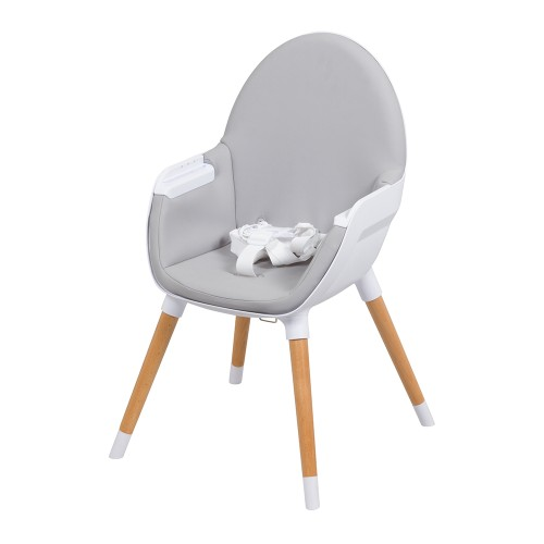 Childcare The Pod Timber High Chair (Natural)