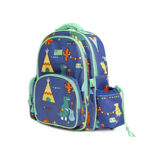 Penny Scallan Design Kids Backpack (Dino Rock) - Large