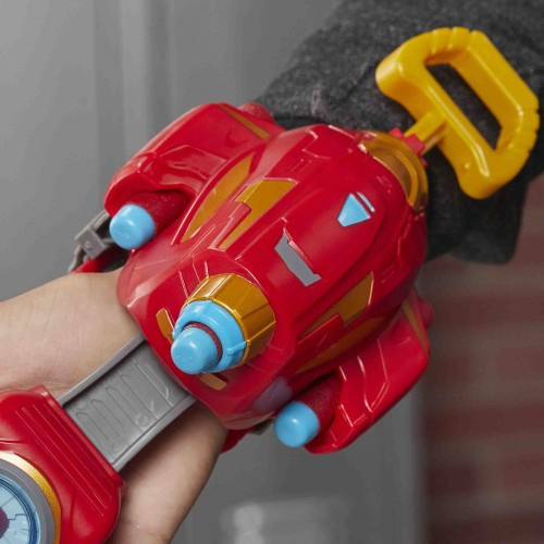 Nerf Power Moves Marvel Avengers - Iron Man Repulsor Blast